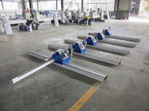 180W преносна машина за сечење плазма CNC за сечење на дебел метал 6 - 150мм