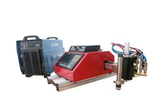 Автоматска преносна машина за сечење плазма CNC за челик алуминиум нерѓосувачки