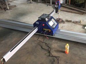 Кина Евтина 15002500мм преносна метална преносна CNC плазма машина со CE