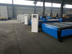 cnc преносна табела / машина за сечење плазма пламен / машина за маса / хардвер cnc машина за сечење нерѓосувачки челик