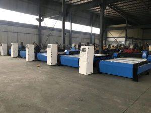 попуст цена 1530 cnc машина за сечење на маса во плазма
