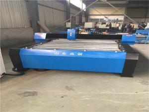 попуст цена метален лист преносна машина за сечење плазма CNC