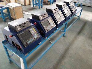 Преносна CNC плазма машина за сечење, ефективна машина за сечење пламен