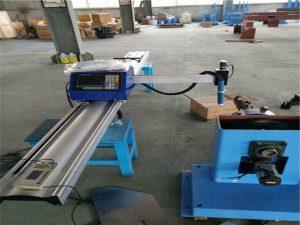 Дијаметарот на цевката е 30 до 300 преносна машина за сечење цевки cnc