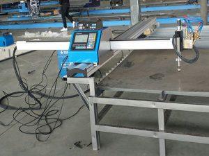 снабдувач на Кина брза брзина преносна CNC машина за сечење на плазма Кина
