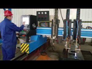 CNC машина за сечење пламен