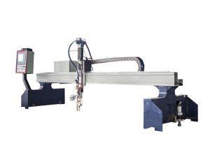 CNC плазма и машина за сечење пламен за рамен метал и цевки